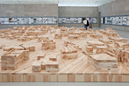 Rocker Lange Architects, Ai WeiWei, Kunsthaus Bregenz, Christian Lange, Ingeborg Rocker, Ordos 100