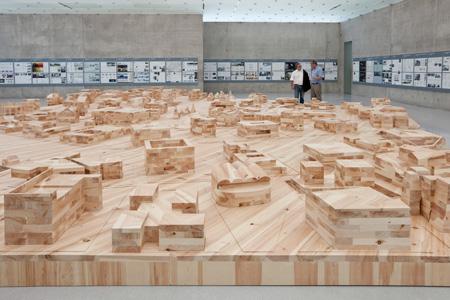 Rocker Lange Architects, Ai WeiWei, Kunsthaus Bregenz, Christian Lange, Ingeborg Rocker, Ordos 100