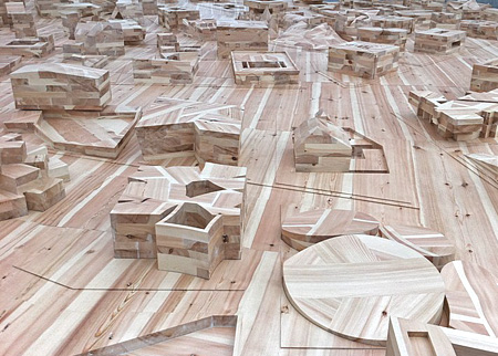 Rocker Lange Architects, Ai WeiWei, Kunsthaus Bregenz, Christian J. Lange, Ingeborg Rocker, Ordos 100