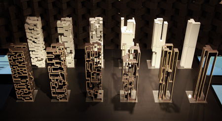 Density & Openness Revisited: Recoding Building Bulk in Hong Kong, Hong Kong Shenzhen Biennale 2012, Rocker Lange Architects, Christian J. Lange, Ingeborg Rocker, Rethinking Hong Kong Tower Urbanism