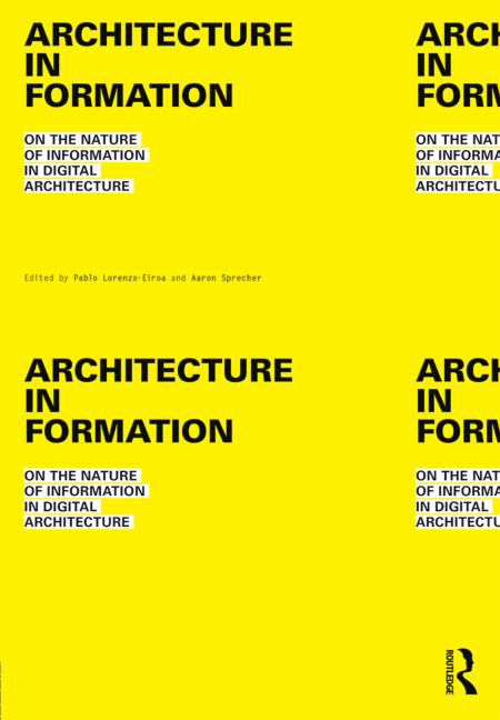 Architecture-in-formation, Architecture In formation, Architectureinformation