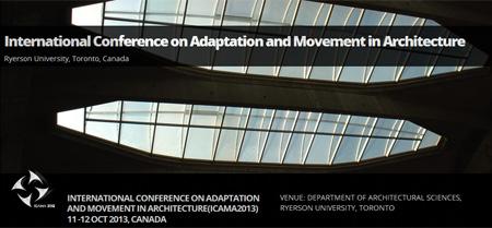 ICAMA_2013, Rocker Lange Architects, Christian J Lange, Ingeborg Rocker,Ryerson University, Toronto Canada