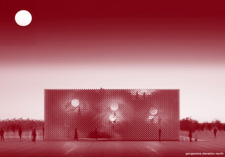 RLA_BLEND-ES-SCAPE_02, The Fifth China International Architectural Biennial, Rocker Lange Architects, Christian J. Lange, Ingeborg M. Rocker