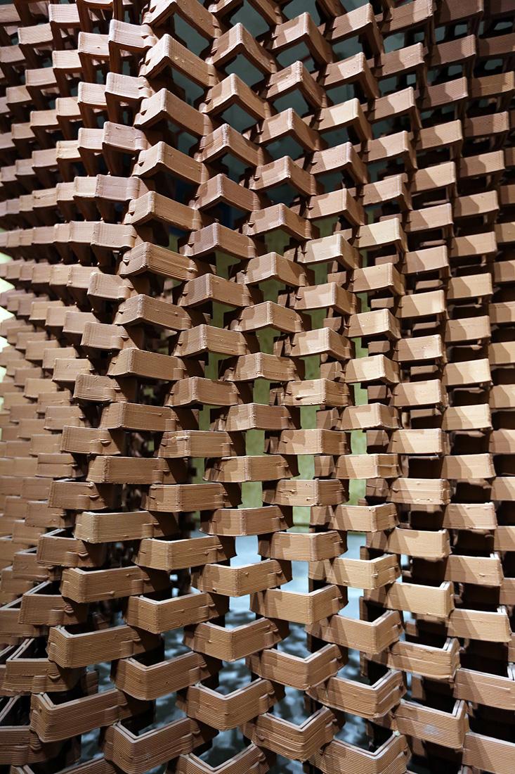 Rocker Lange Architects, Shenzhen Biennale 2018, HKUrbanLAB, 3d clay printing, Robotic clay extrusion, Christian J. Lange