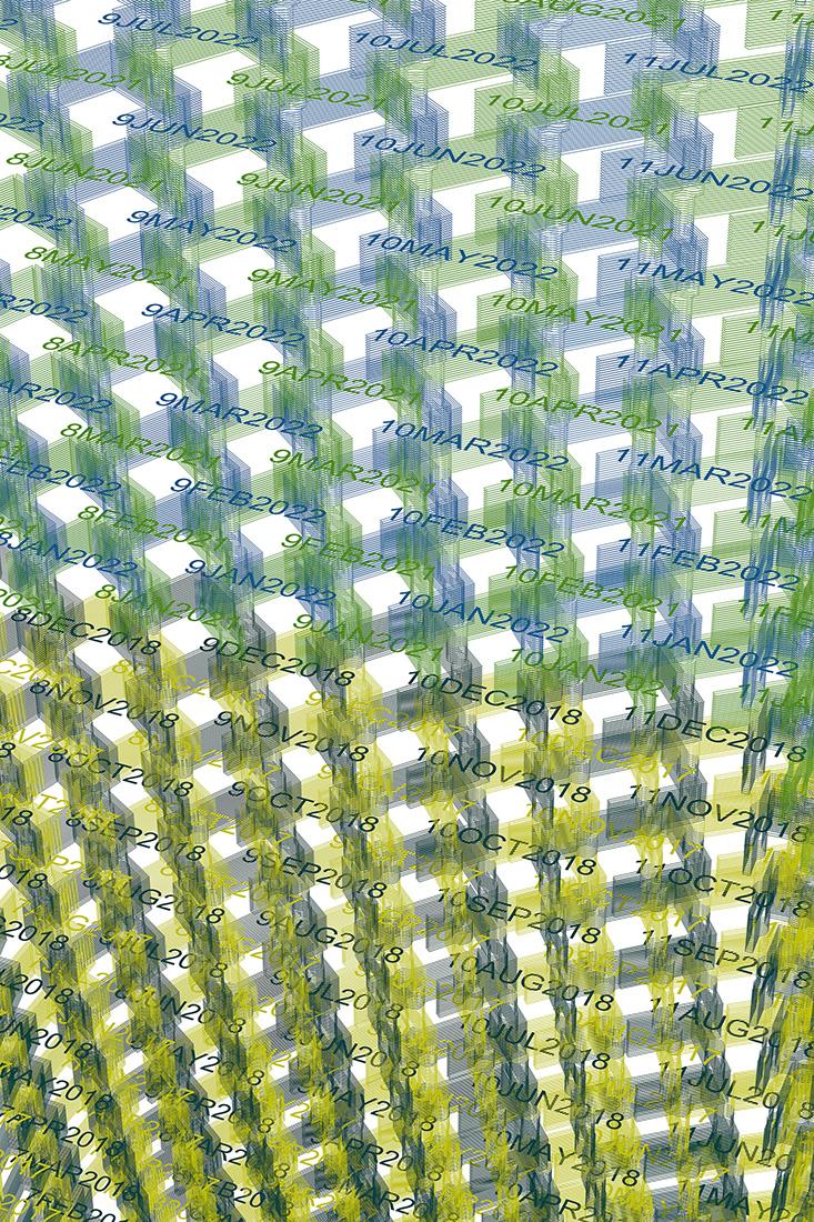CeramicINformation Pavilion, Shenzhen Biennale 2018, Robotic Fabrication LAB, The University of Hong Kong, Robotic 3d printing