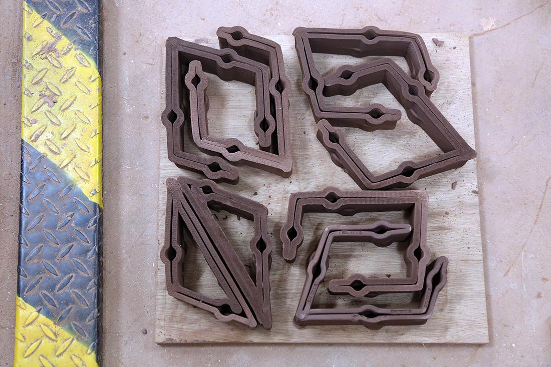 CeramicINformation Pavilion, Shenzhen Biennale 2018, HKUrbanLAB, The University of Hong Kong, Robotic 3d printing
