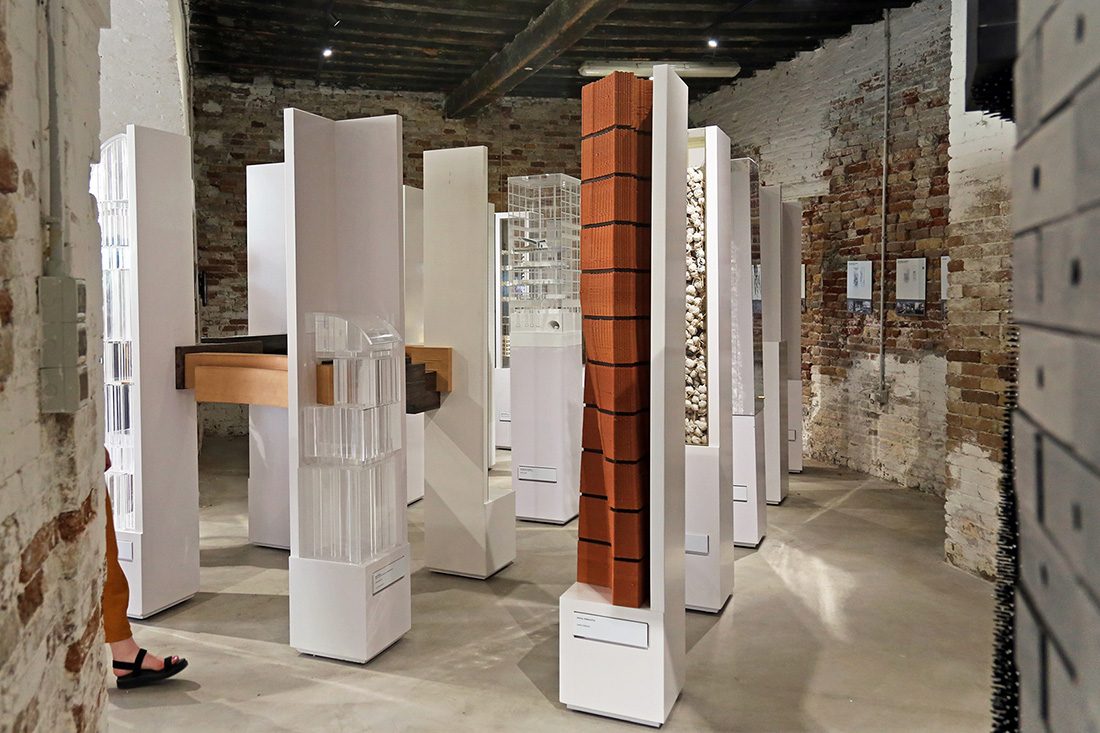 Venice Biennale, Architecture, 2018, Hong Kong Pavilion, Christian J. Lange, Rocker Lange Architects, Vertical Fabric, Density in Landscape