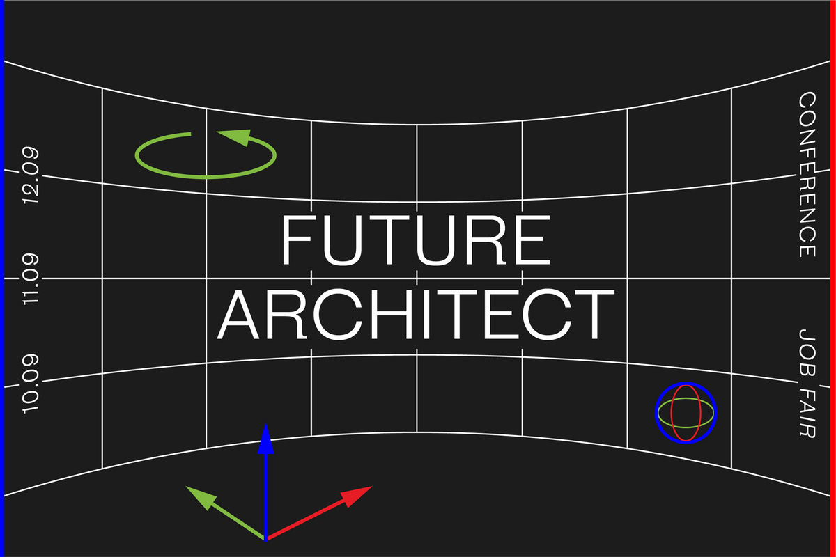 Christian J. Lange, Strelka Institute, HKU, Architecture, Future Architect